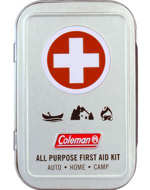 All Purpose First Aid Tin
