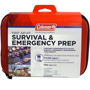 Survival and Emergency First Aid Kit
